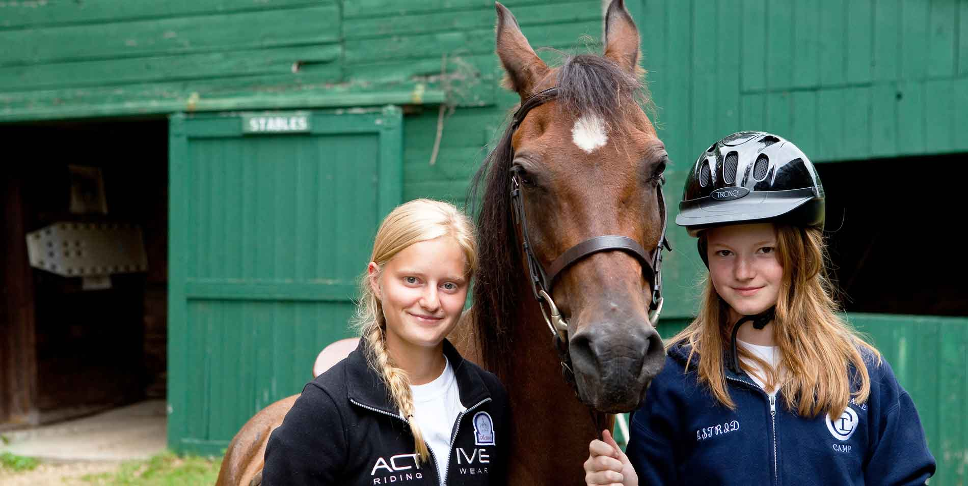 Horse Riding Girls